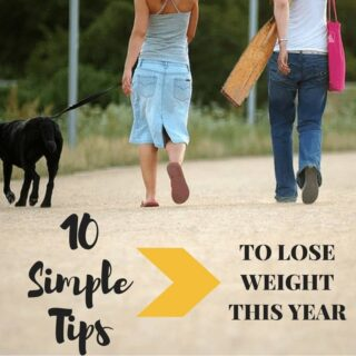 These 10 Simple Tips To Lose Weight are easy solutions to help you lose weight easily this year. You will be surprised by how easy it can be. via https://createkidsclub.com