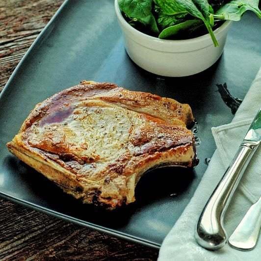 pork chop recipe via createkidsclub.com