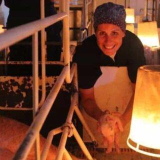 Pork Tenderloin Recipe + Visit To A Commercial Pork Farm