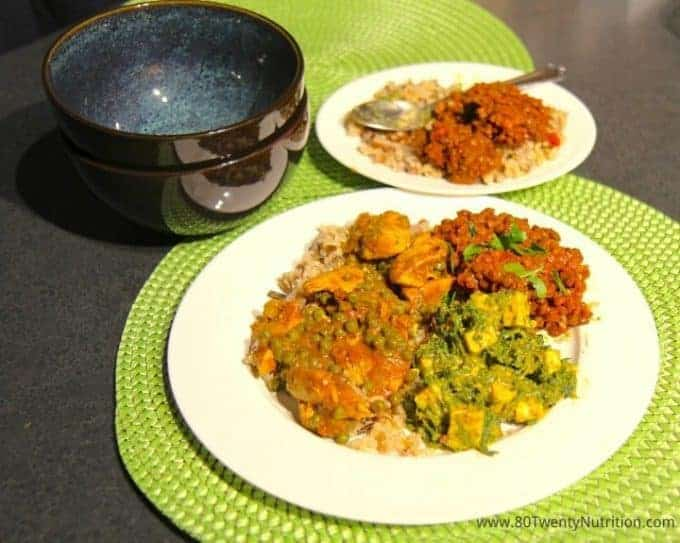 curry chicken in slow cooker with other simple crock pot recipes via creatkidsclub.com