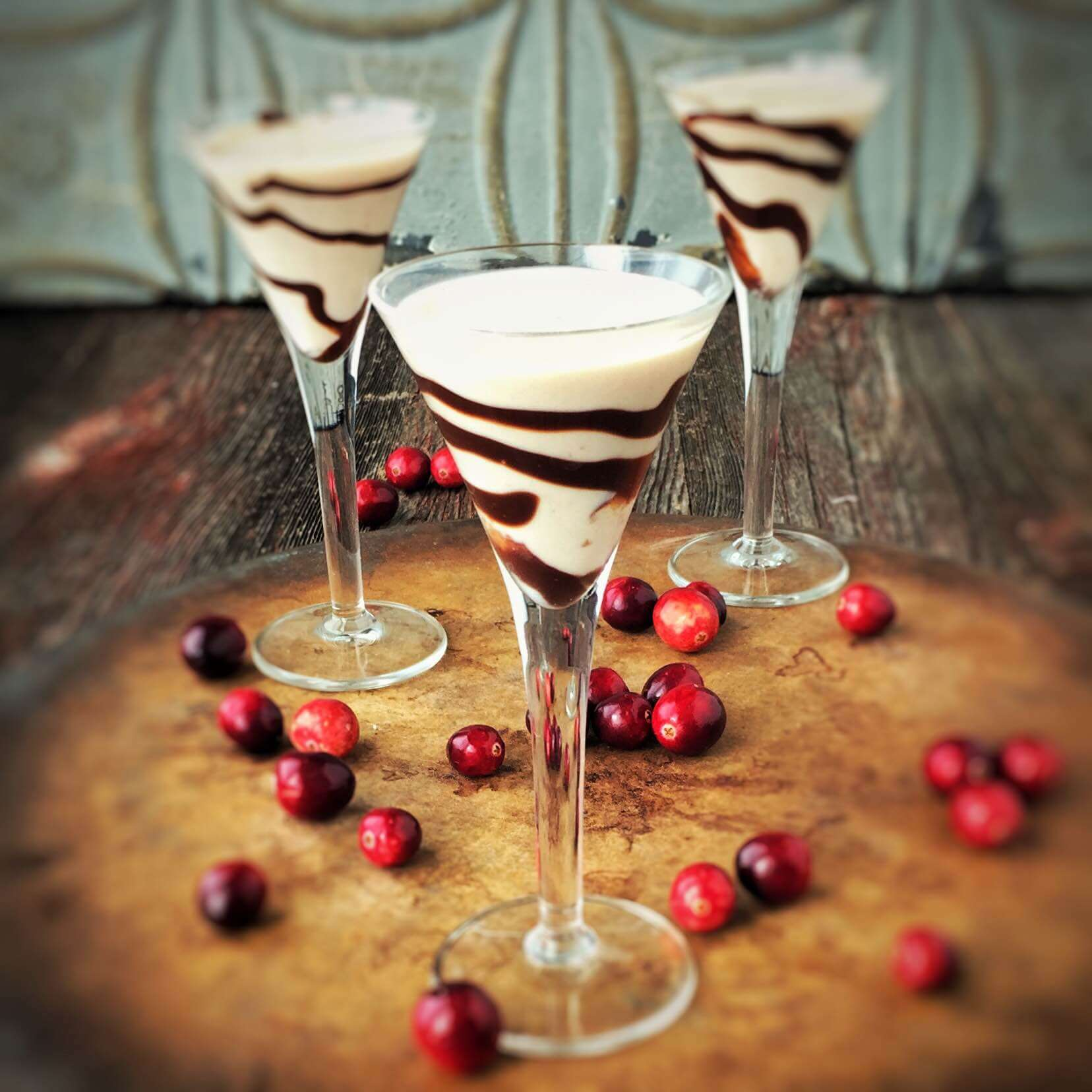 Irish cream recipe that has less calories via createkidsclub.com