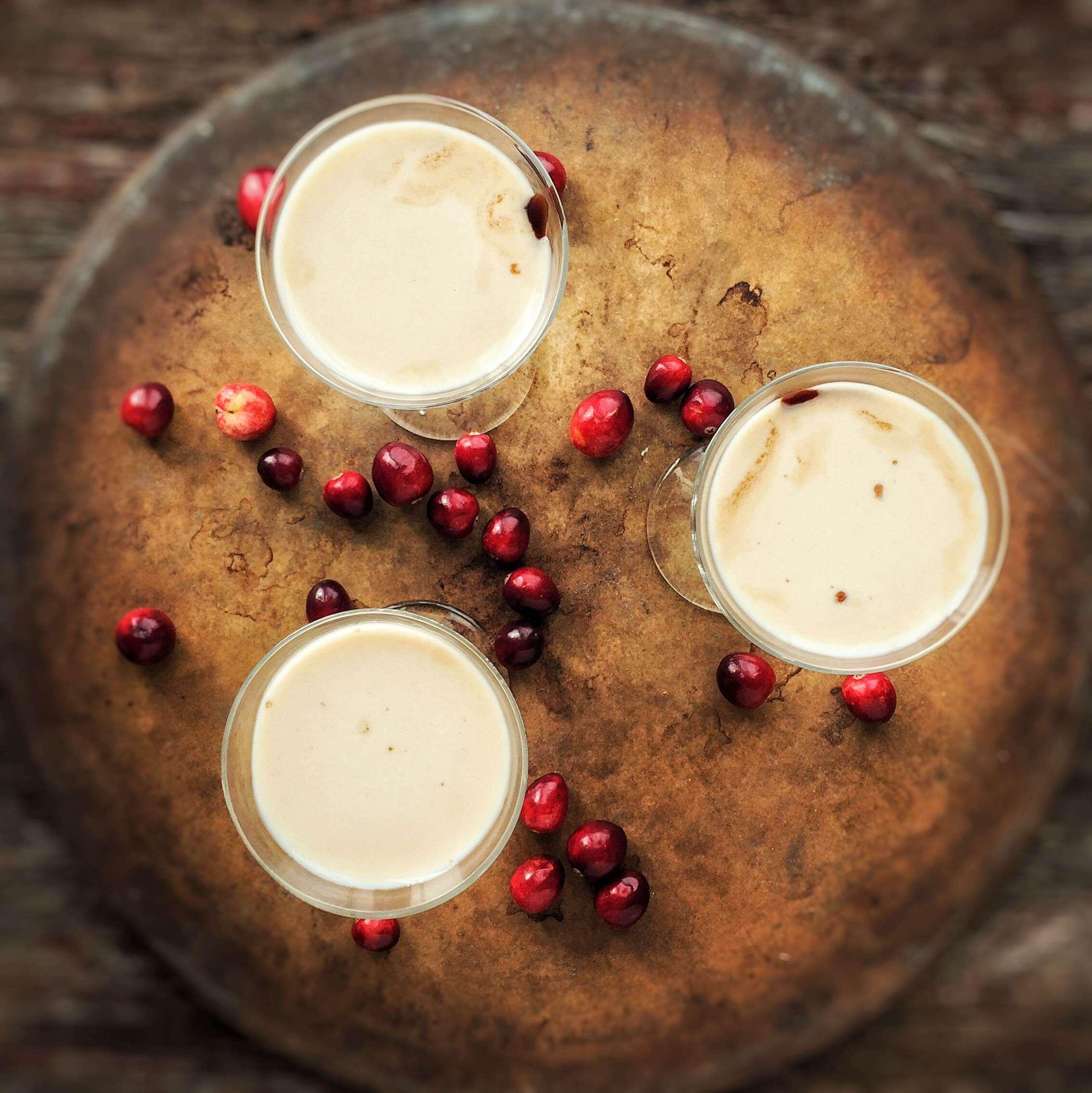Irish cream recipe that has less calories via createkidsclub.com