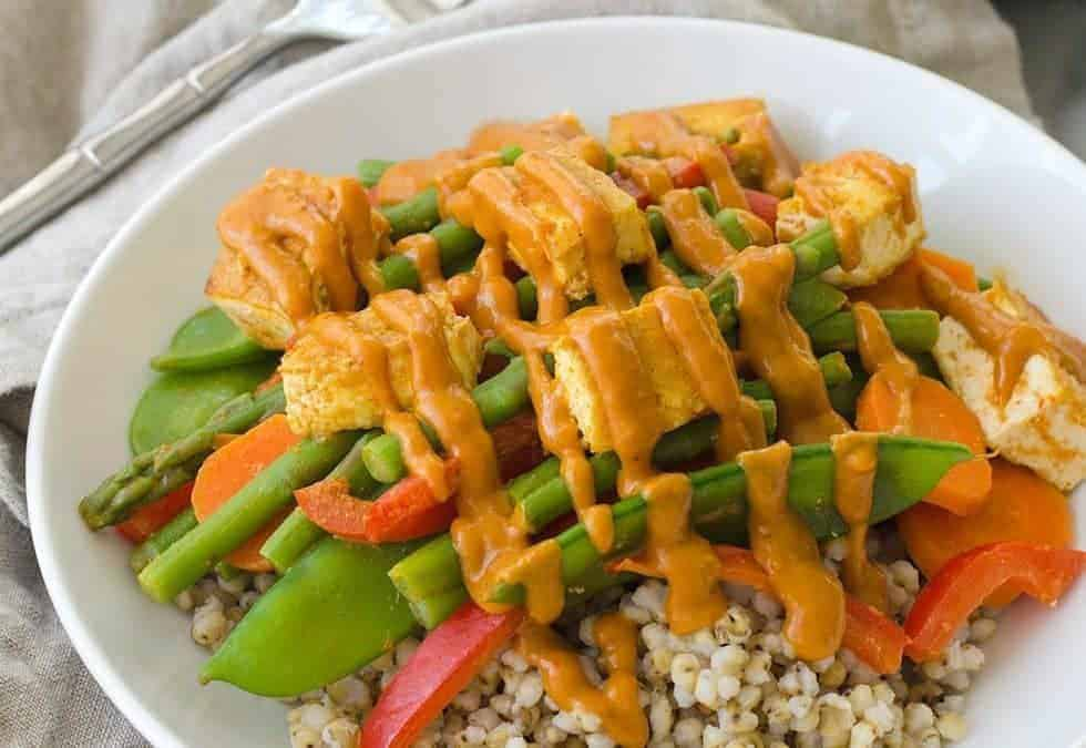 50 Best Healthy Recipes With Peanut Butter