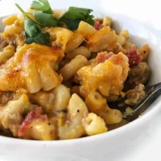Kid Favorite dishes: This cheesy, creamy Butternut Squash Mac and Cheese Recipe will become a family favorite dinner. A one pot meal that's packed with flavor along with vital nutrients your family needs, all served up in a classic casserole. Butternut Squash Mac and Cheese may have squash, but no one will be able to tell.