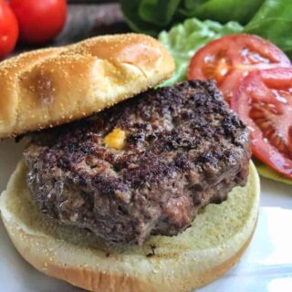 Cheese Stuffed Burgers: The Juicy Lucy