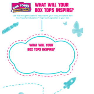 Back To School Ideas & Box Tops