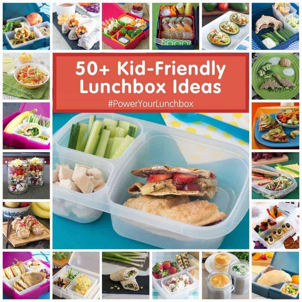 50 lunch box ideas