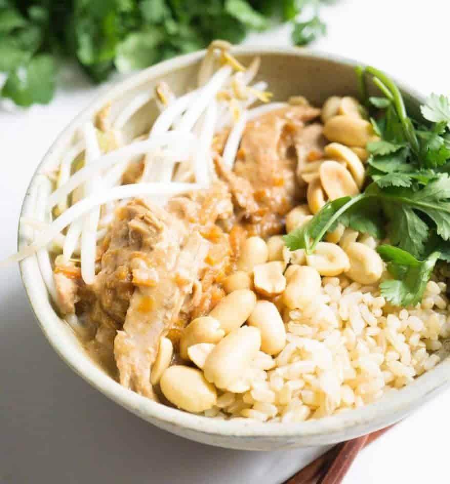 5 Must Try Crockpot Chicken Thigh Recipes