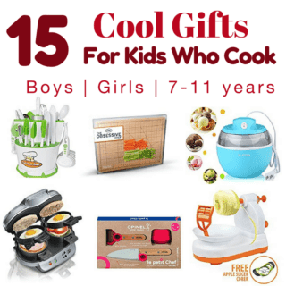 15 Cool Gifts For Kids Who Cook