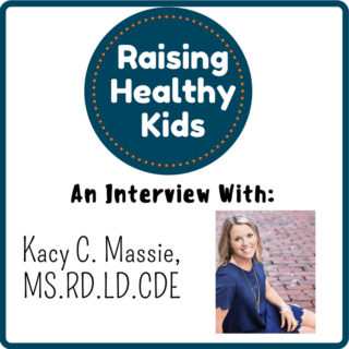Dietitian interview, parenting tips and tricks for raising healthy kids