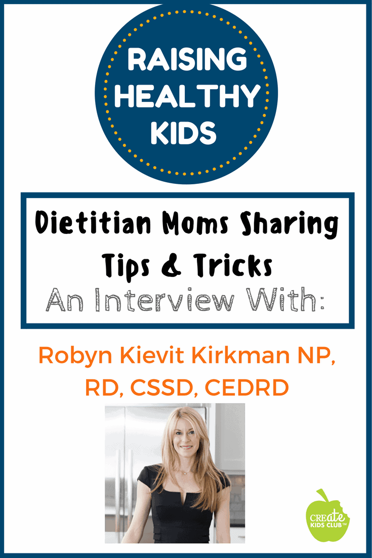 Each week a different RD mom is interviewed. Hear her families story while learning tips you can apply in your home. These moms share what works for them, what doesn't, the successes AND failures, to help other moms who desire the same things. We are all simply trying to raise healthy kids. #raisinghealthykids #dieititian #mealtips #kids #howtofeedkids #healthyfamilymeals