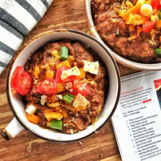 Taco Soup With Beef