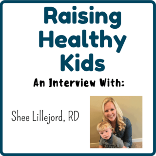 Raising Healthy Kids With Shee Lillejord