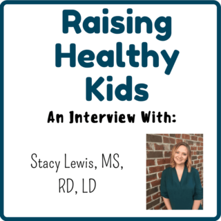 Raising Healthy Kids With Stacy Lewis
