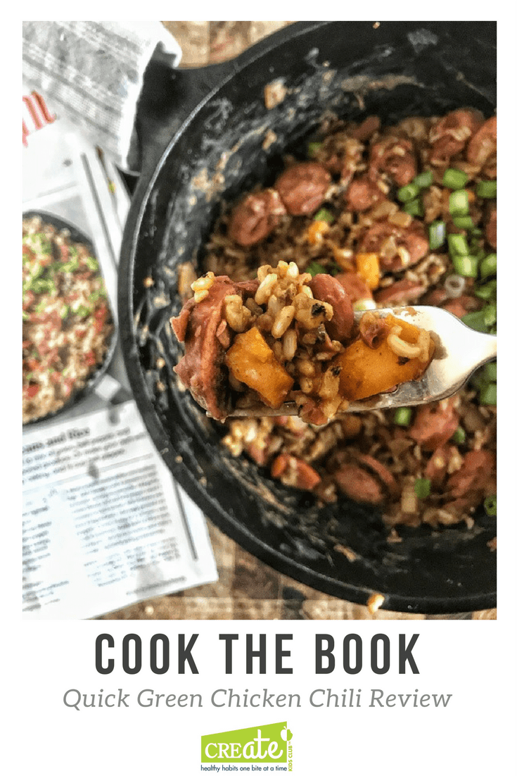 Cooking Light Magazines Skillet Red Beans & Rice. A 20-minute dinner recipe including kielbasa sausage, polish sausage, rice, prepackaged rice, veggies, red beans, a one-pan meal idea for families, parents, picky eaters. #cookinglight #redbeansandrice #20minutedinner #beansandrice #onepan #dinner #kidfriendly #quickdinner #pickyeater