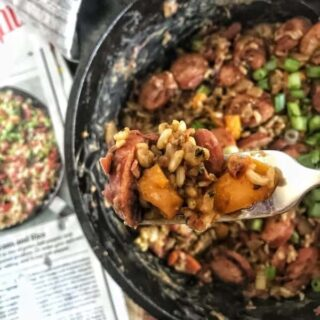 Skillet Red Beans & Rice: Cook The Book