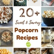 popcorn recipes from registered dietitians