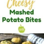 cheesy mashed potato recipe using leftover mashed potatoes and broccoli