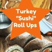 healthy turkey roll ups for kids