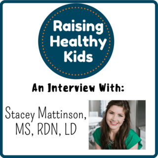 interview with a registered dietitian, the pregnancy interview