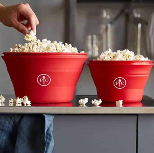popcorn maker microwave