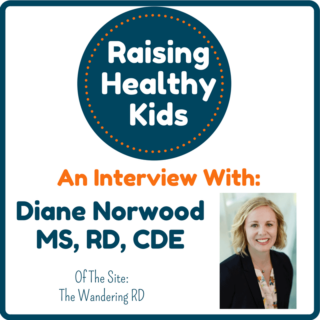 Raising Healthy Kids With Diane Norwood