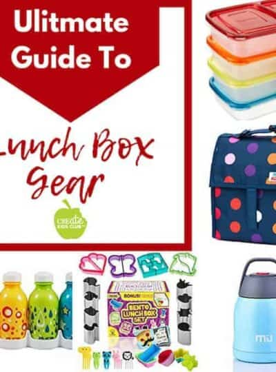 ultimate guide to lunchbox gear