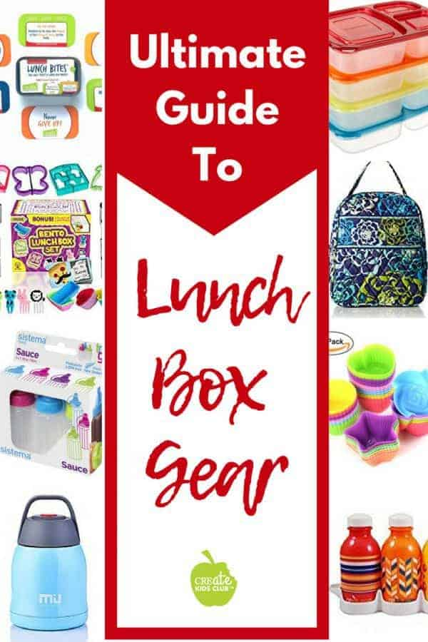 You guide to all things school lunch.  Find fun lunchbox ideas and storage containers to make packing lunchboxes easy this year! #schoollunch #lunchboxideas