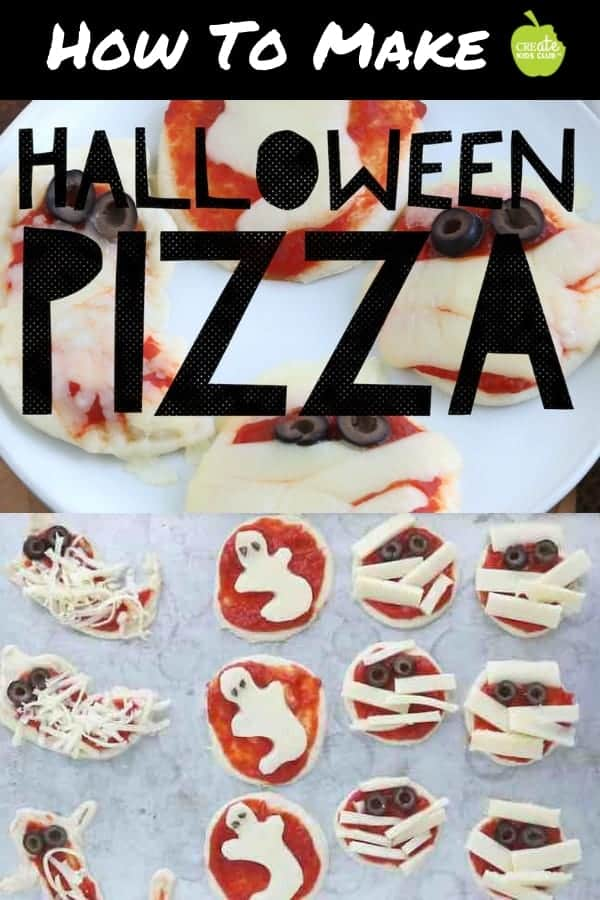 An easy and kid-friendly Halloween recipe idea, perfect for lunch or dinner! This simple and fun treat will make the day!