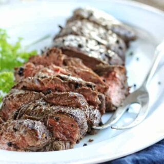 Whole Beef Tenderloin Steak Recipe In The Oven