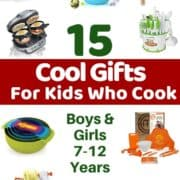 gift ideas for kid chefs