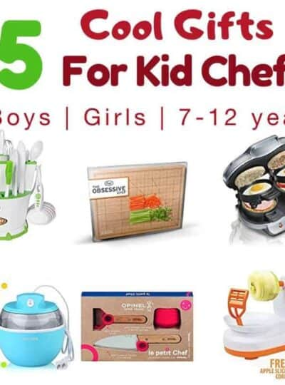 cool gifts for kid chefs