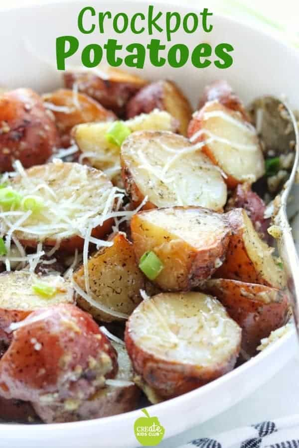 crock pot potatoes crock pot red potatoes