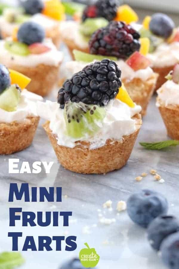 mini tarts a mini fruit tart recipe