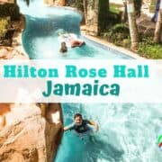 Hilton Rose Hall Jamaica Vacation