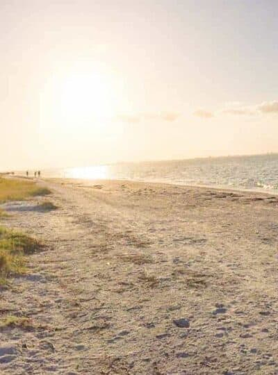 Beach photo of Sanibel Island a great family friendly Florida vacation spot