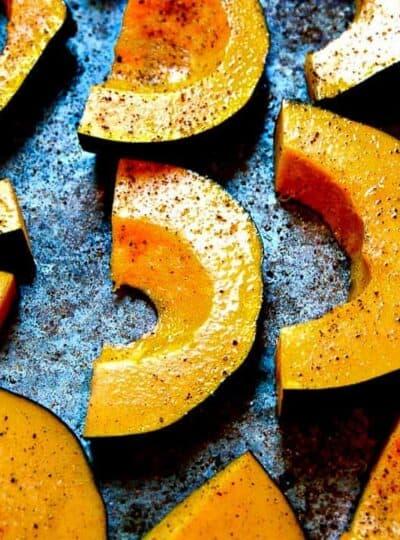 healthy acorn squash recipes