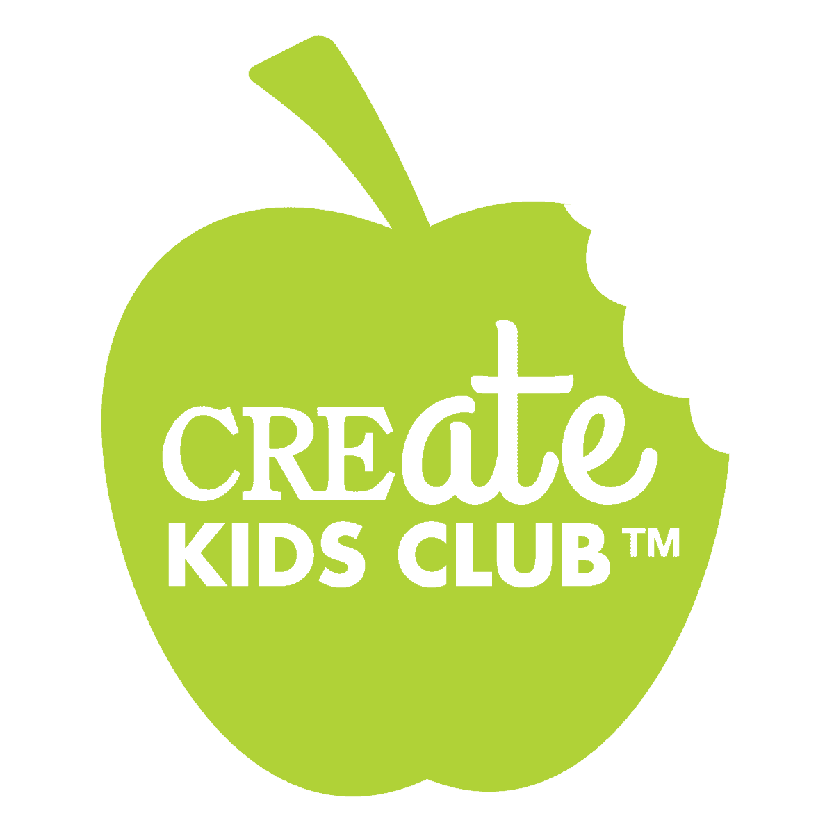 create kids club apple Logo