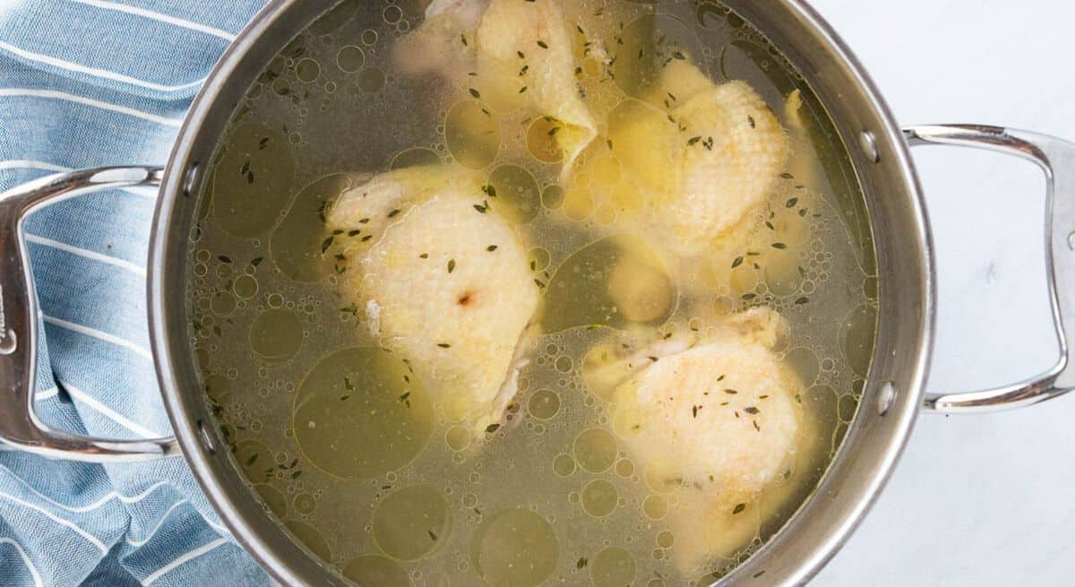 How To Boil Chicken Thighs Jodi Danen Rdn Create Kids Club
