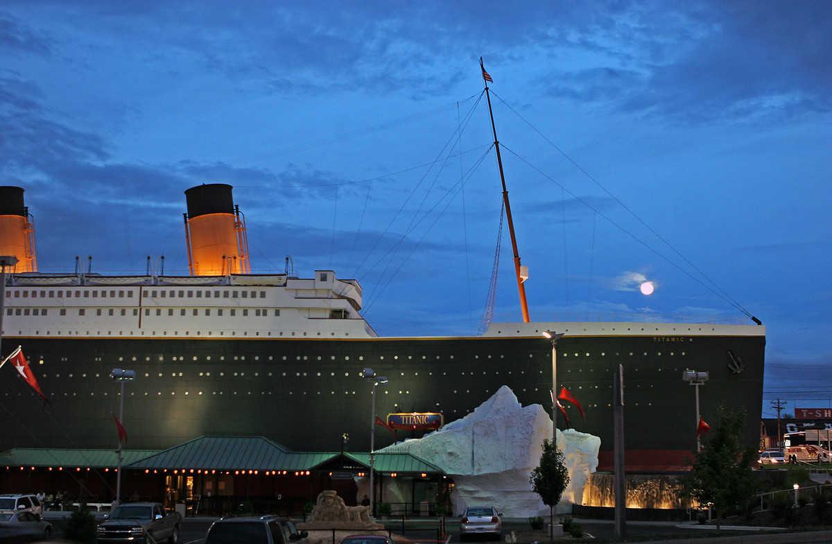 titanic museum ,