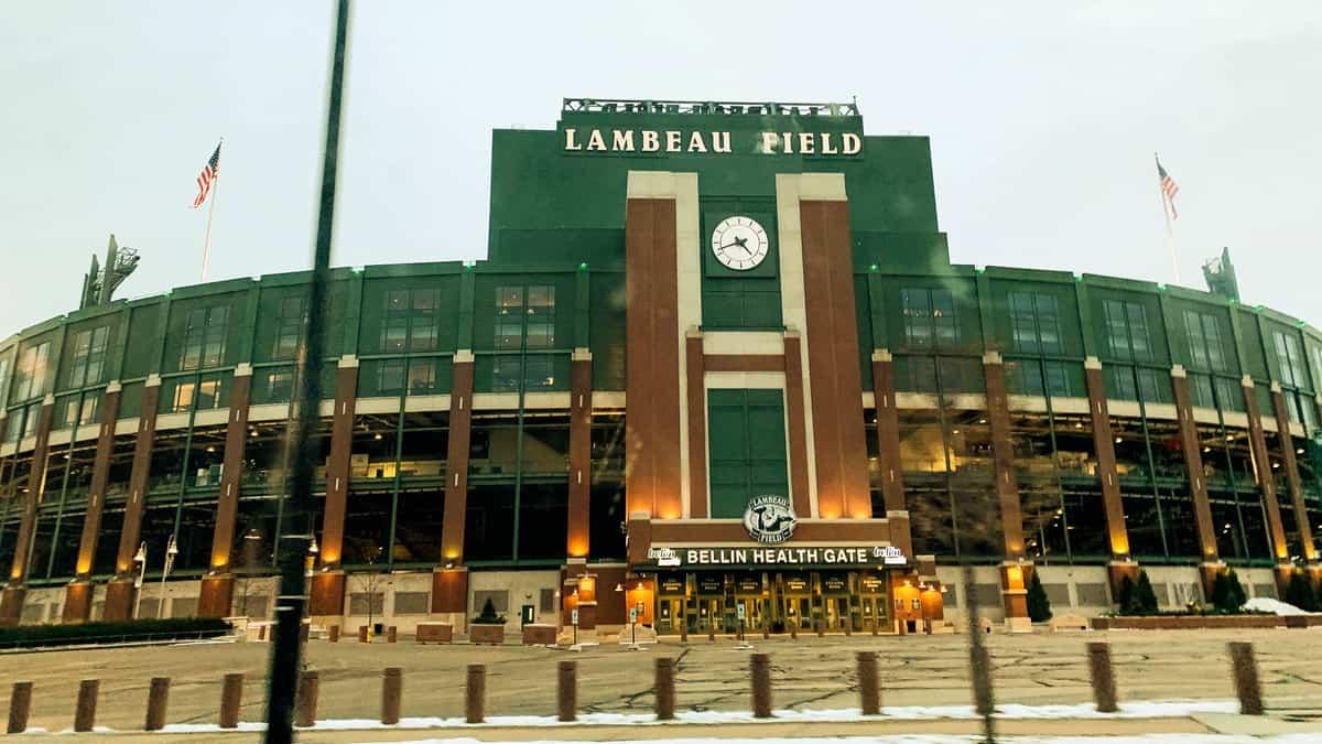 Lambeau Field Stadium